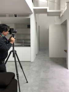 建築写真家ToLoLo sutudio 谷川さんと中村さんに撮影をお願いしました
