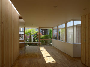 宇野享/CAn 設計のオープンハウスに伺わせていただきました